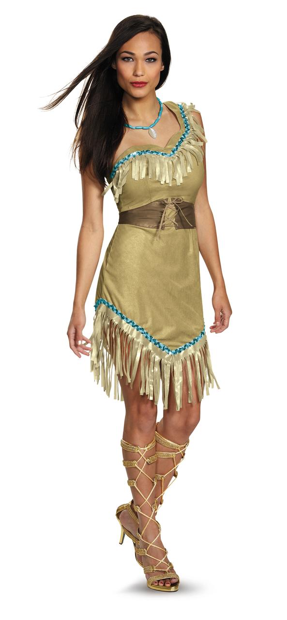 costume pocahontas Plus size
