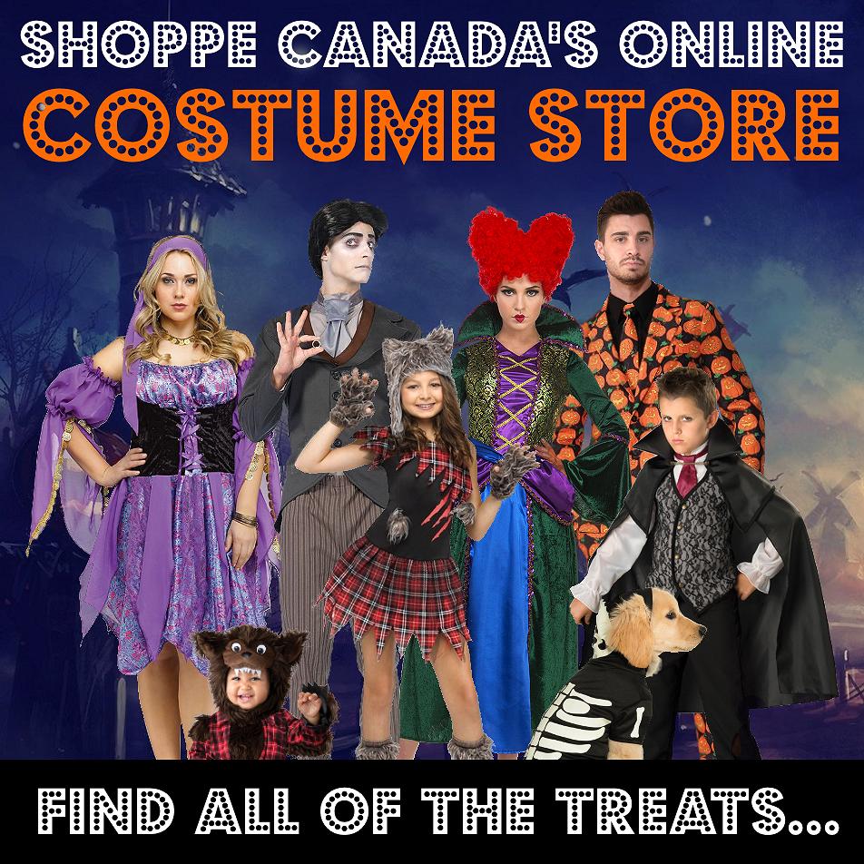 Halloween Costumes 2018, Shop Now!