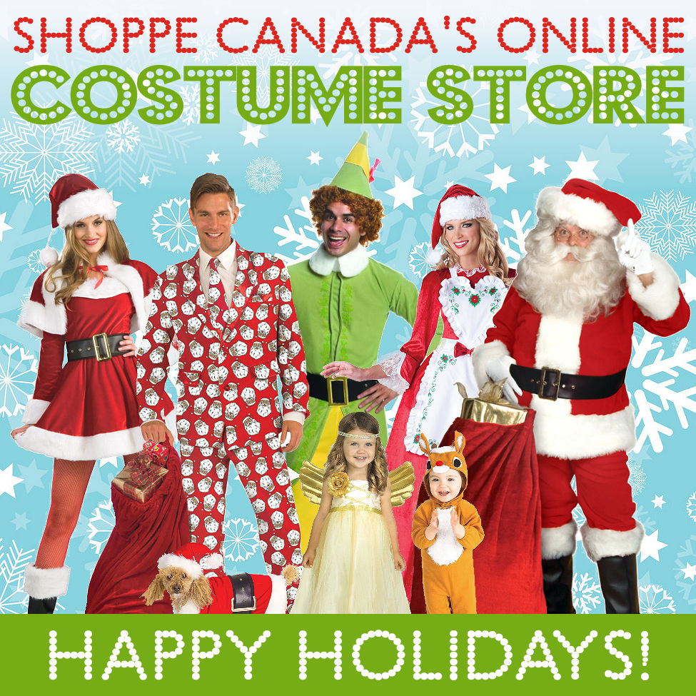 the costume shoppe | canada's costume store | shop online!