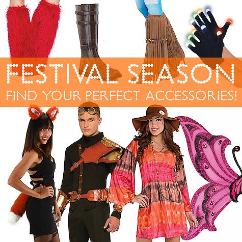 Festival Season! The Costume Shoppe Featured Costumes, Canada
