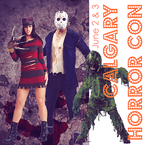 The Costume Shoppe | Horror Con | Shop Online!