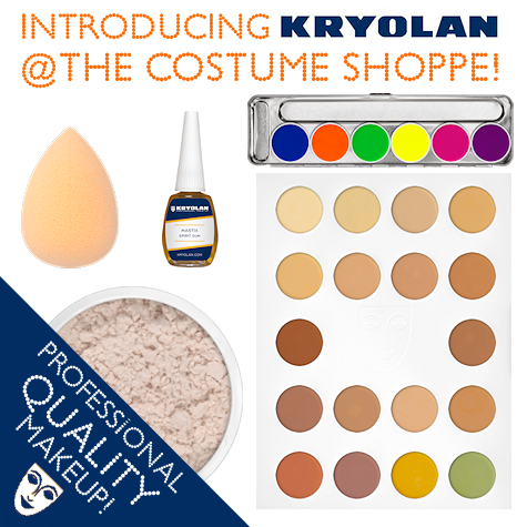The Costume Shoppe | Kryolan Professional Makeup | Shop Online!