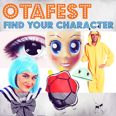 The Costume Shoppe | Anime | Shop Online!