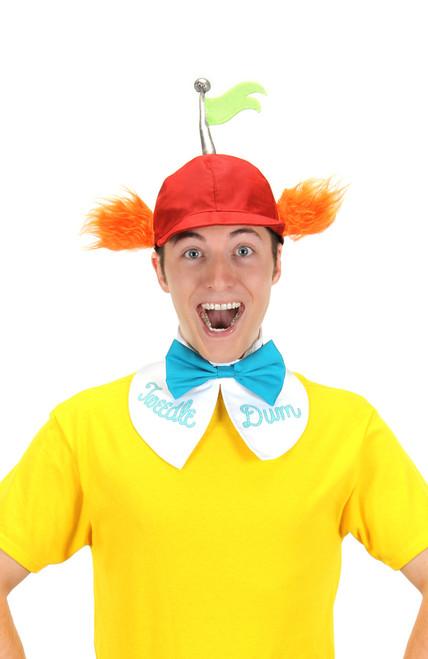 Tweedle Dee Dum Alice In Wonderland Hat Kit The Costume