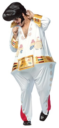 Men S Funny The King Elvis Hoopster Costume The Costume