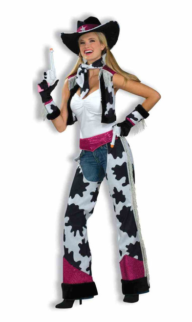 glamour cowgirl cowboy ladies costume the costume shoppe