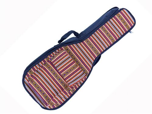 Uke Bag - Tenor - Full Face Peruvian Cloth 1