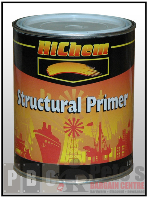 3260 STRUCTURAL PRIMER Grey 1 Litre Can