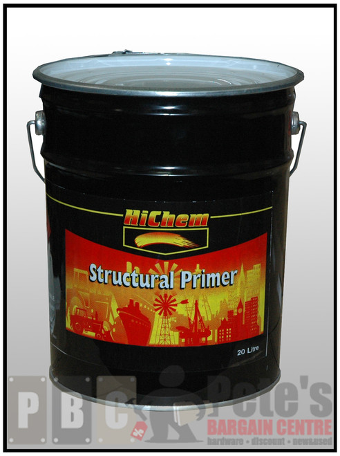 3260 STRUCTURAL PRIMER Grey 20 Litre Can