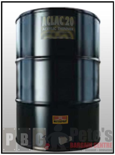 ACLAC 20   200 Litre Drum