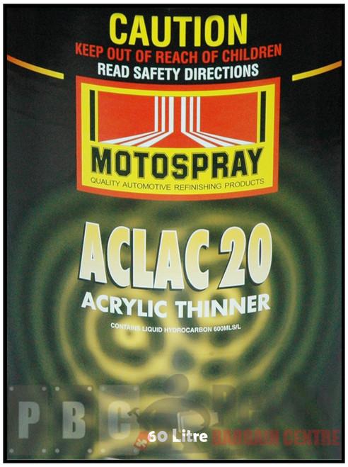 ACLAC 20   60 Litre Drum