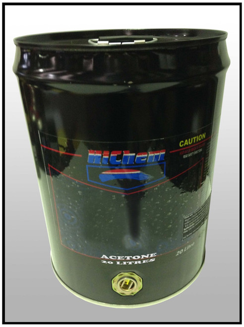 ACETONE   20 Litre Can