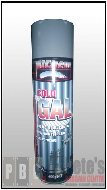 GAL FINISHES - COLD GAL  ***Aerosol ***