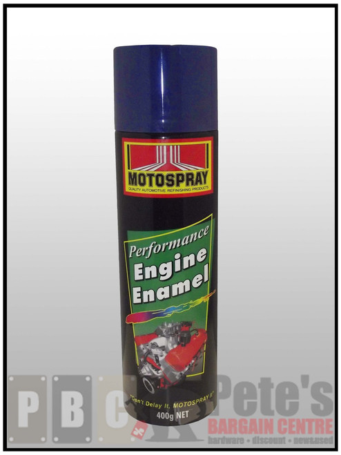 ENGINE ENAMELS    ***Aerosol ***    Ford Dark Blue