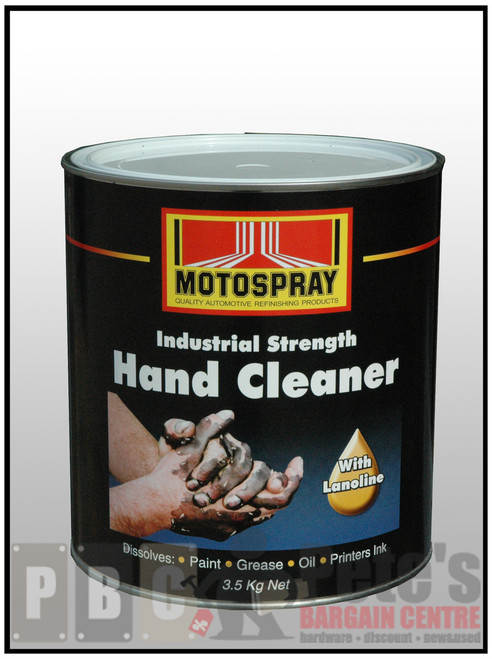 HAND CLEANER  3.5kg Can
