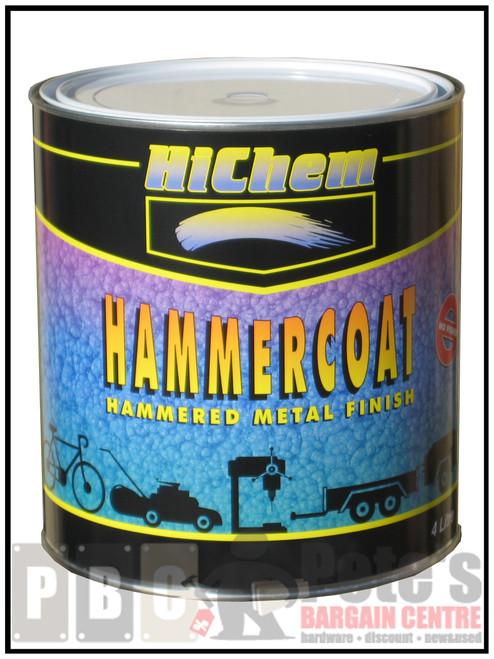 HAMMERCOAT Dark Blue 4 Litre Can