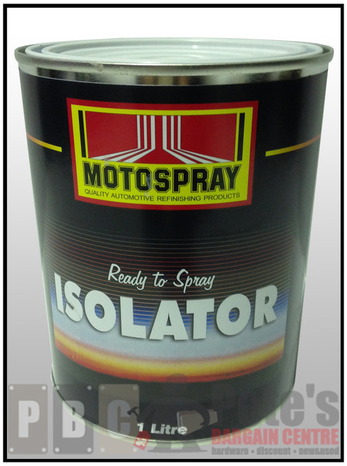 ISOLATOR  1 Litre Can