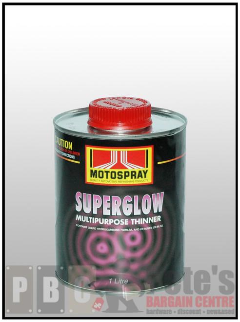 SUPERGLOW  1 Litre Can