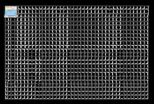 Wire Mesh Panels 1800x1200mm 50 x 50mm 3.15mm