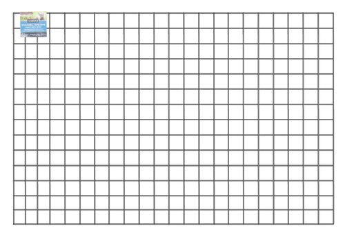 Wire Mesh Panels 1800x1200mm 75 x 75mm 4.0mm
