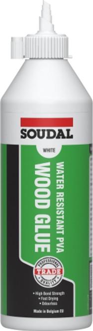 Water Resistant PVA Wood Glue 500ml