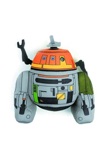 Star Wars Rebels Plush Doll - Super Deformed Chopper