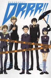 Durarara!! Graphic Novel 01