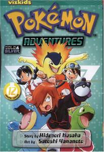 Pokemon Adventures Graphic Novel Vol. 12