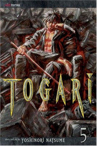 Togari Graphic Novel 05