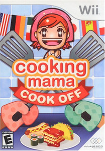 Cooking Mama Cook Off (Wii)