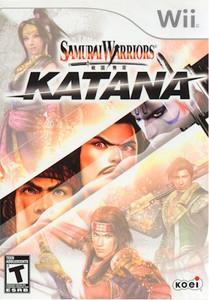 Samurai Warriors Katana (Wii)
