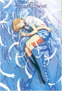 Vision of Escaflowne Postcard Book