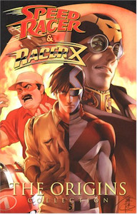 Speed Racer GN Speed Racer & Racer X The Origins Collection