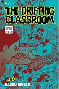 Drifting Classroom Graphic Novel 06