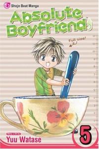 Absolute Boyfriend Graphic Novel 05