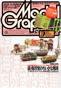 Model Graphix March 2003 Artbook