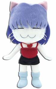 "Black Cat Plush Doll Rinslet 8"""