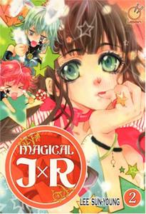 Magical JxR Graphic Novel 02