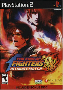 King of Fighters '98: Ultimate Match (PS2)