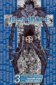 Death Note Graphic Novel 03