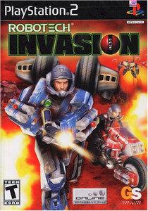 Robotech : Invasion (PS2)