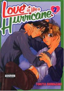 Love is Like a Hurricane Graphic Novel 02