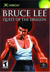 Bruce Lee : Quest of the Dragon (XBOX)