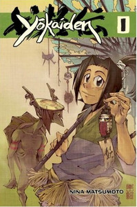 Yokaiden Graphic Novel 01