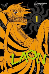 Laon Graphic Novel 01