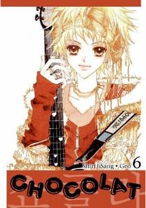 Chocolat Graphic Novel 06