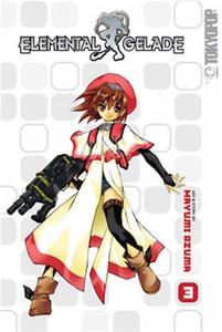 Elemental Gelade Graphic Novel 03 (Used)