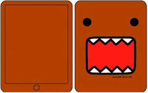 Domo iPad 2 Case - Classic Domo Brown
