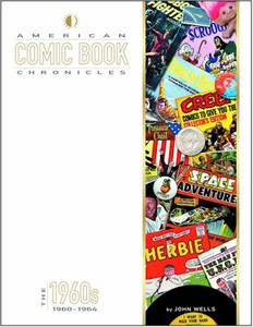 American Comic Book Chronicles: 1960-64 (HC)
