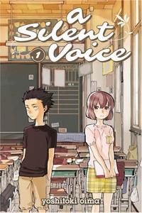 A Silent Voice Graphic Novel 01